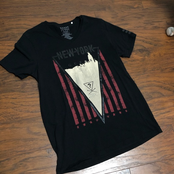 Guess Other - Guess USA tee shirt men's size large